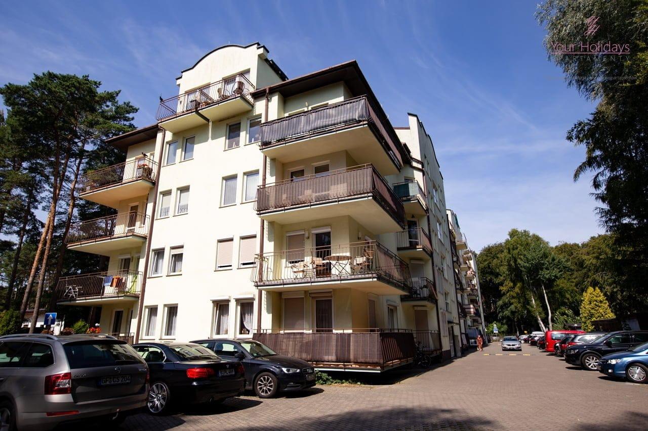 Międzyzdroje Apartament Red Attico - Gryfa Pomorskiejgo